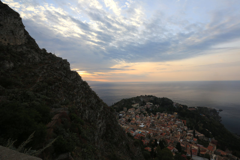 Taormina Views