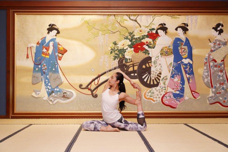 Morning Art Yoga
