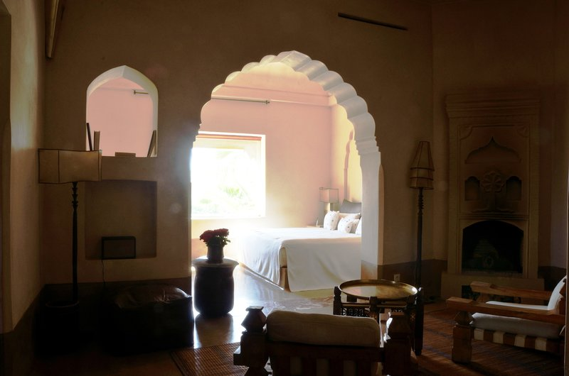 Ksar Suite Terrace
