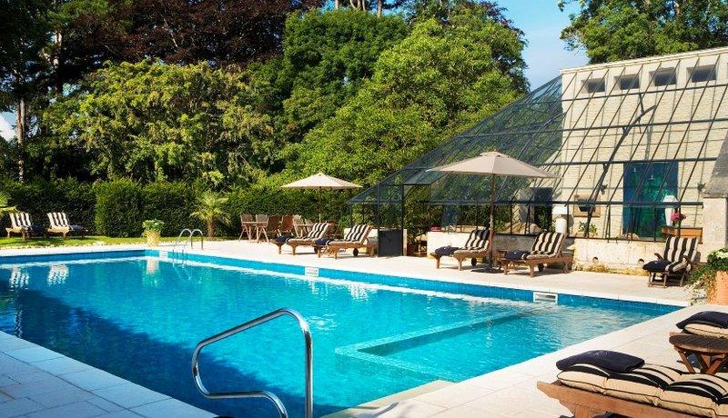 Oudoor Swimming Pool
