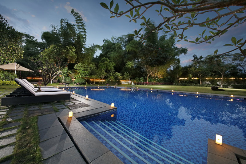 Palace Winds Villa with swimming pool