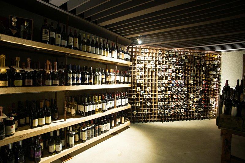Pietramare Natural Food Wine Cellar