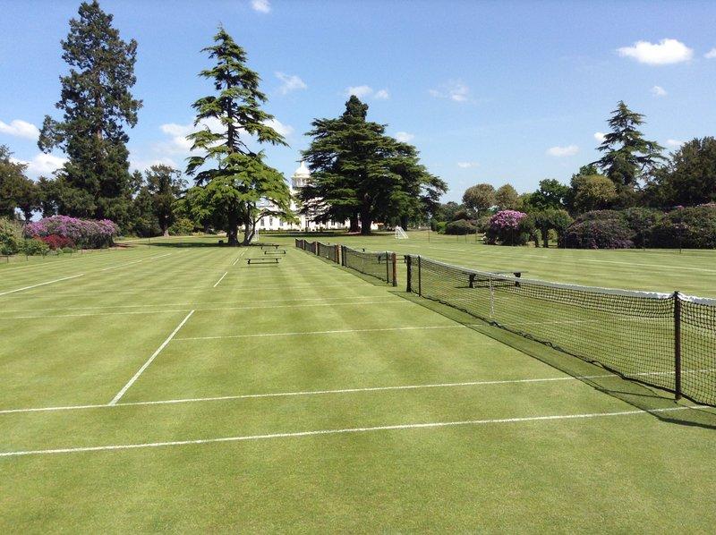 Stoke Park Grass Tennis