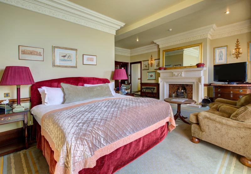 Lancelot Suite Deluxe Terrace Suite