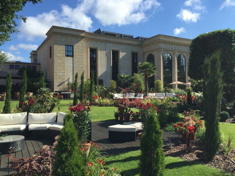 The Spa Gardens