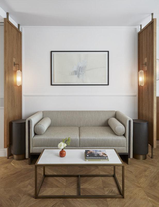Executive/ ALEX Studio living area