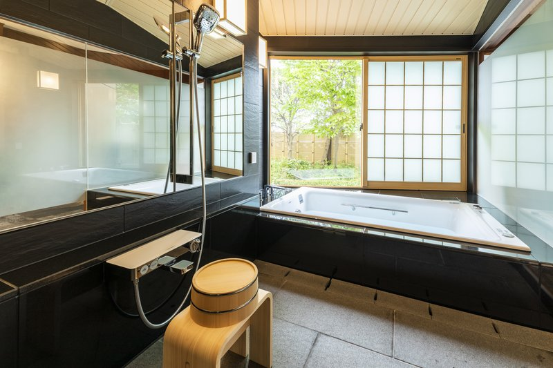 Japanese Room(Bathroom)