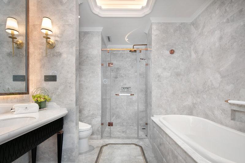 Bathroom- Superior Single Room