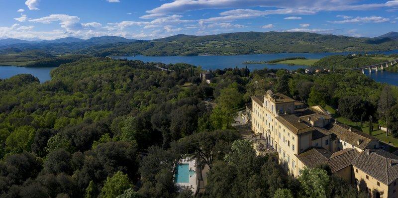 UEVilla Le Maschere Firenze Firenze View Drone