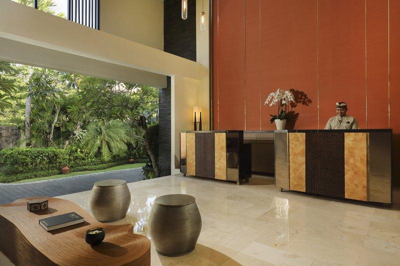 Garden Wing Lobby