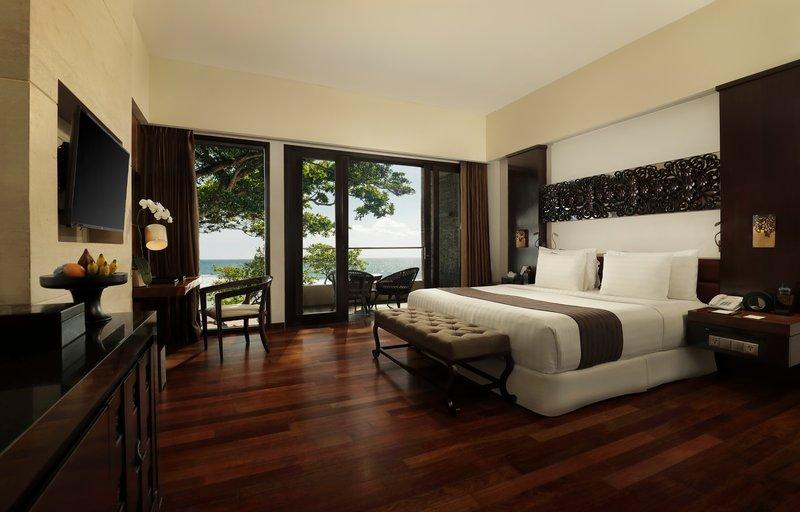 Ocean Front Bedroom