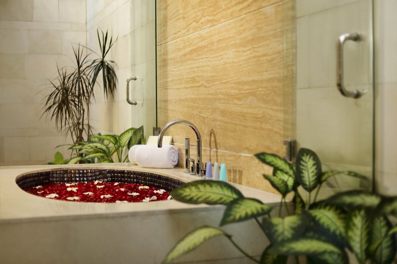 One Bedroom Pool Villa Bathroom