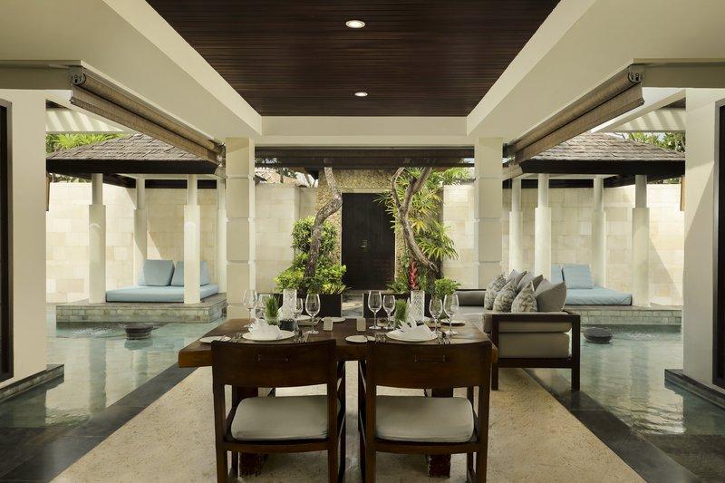 Two Bedroom Villa Dining