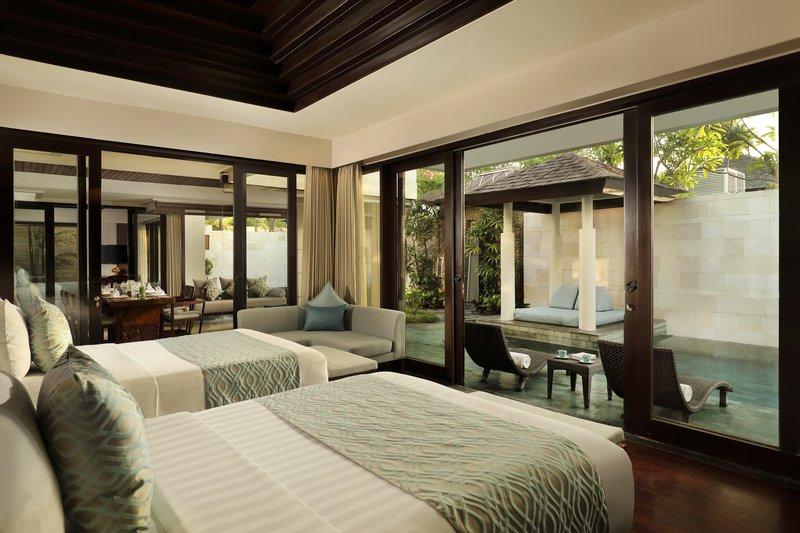 Two Bedroom Villa Twin