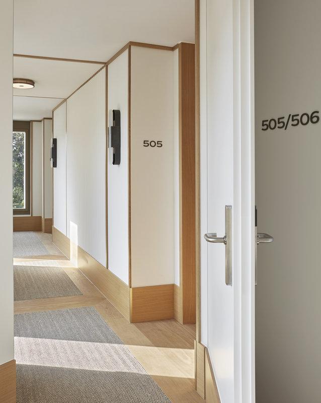 Family Studio Connecting corridor