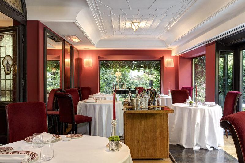Relais Le Jardin Restaurant