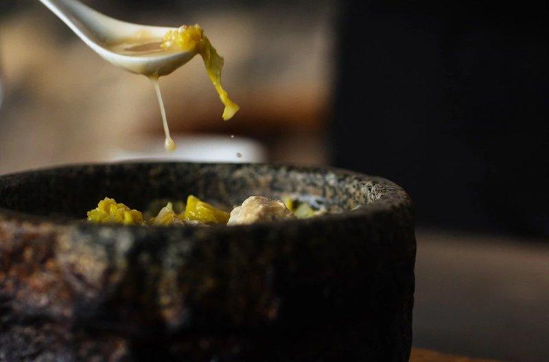 Marinated Salted Bean Curd