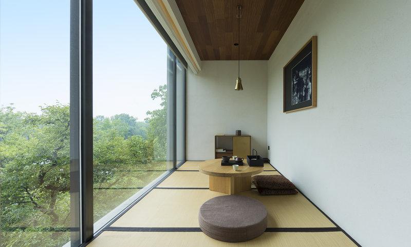 View Room Tatami Area