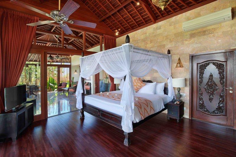 One Bedroom Ocean View Villa - Marrakesh Bedroom