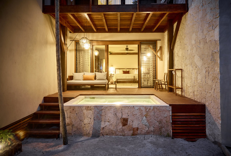Groundfloor Suite with Plunge Pool