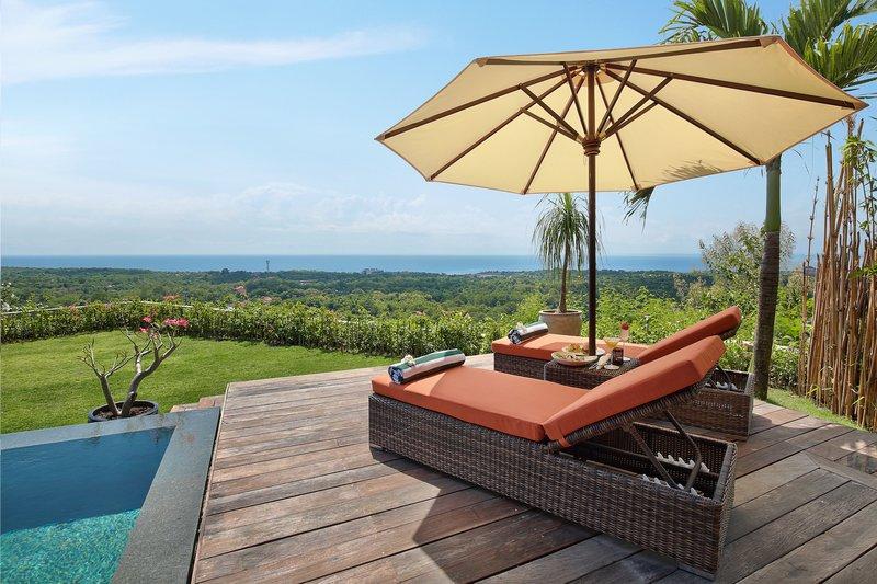 One Bedroom Ocean View Villa - Marraesh Garden