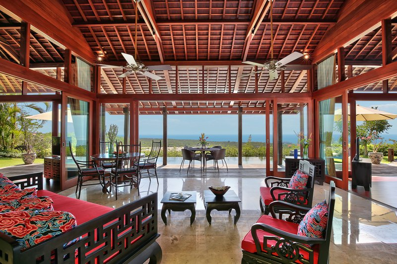 Two Bedroom Ocean View Pool Villa - Sanya Living