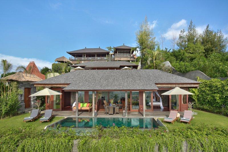 Two Bedroom Ocean View Pool Villa -Sekapa Exterior
