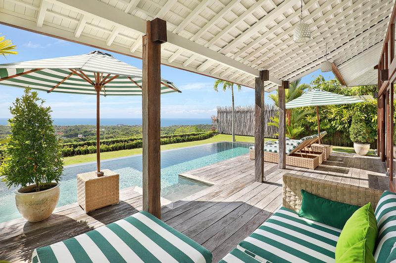 Three Bedroom Ocean View Pool - Pool View