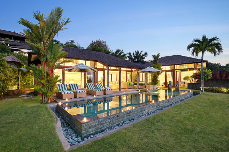 Three Bedroom Ocean View Pool - Exterior
