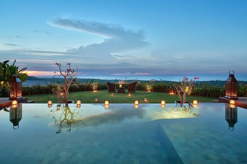 One Bedroom Ocean View Villa - Marrakesh Garden
