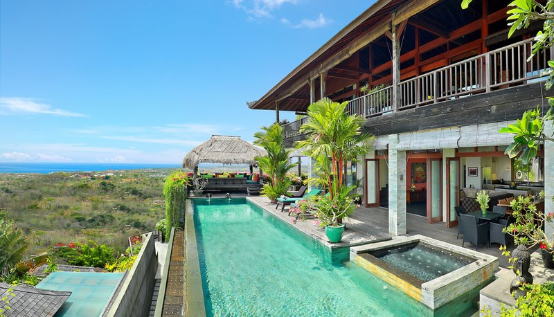 Five Bedroom Ocean View Pool Villa - Exterior