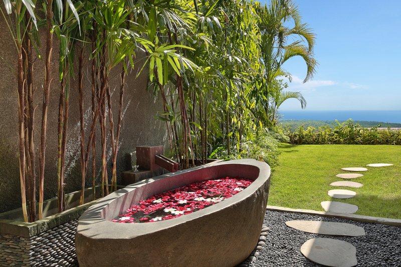 Two Bedroom Ocean View Pool Villa - Sanya Outdoor