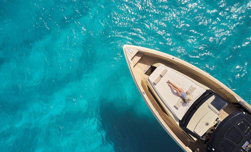 Cap Rocat Boat