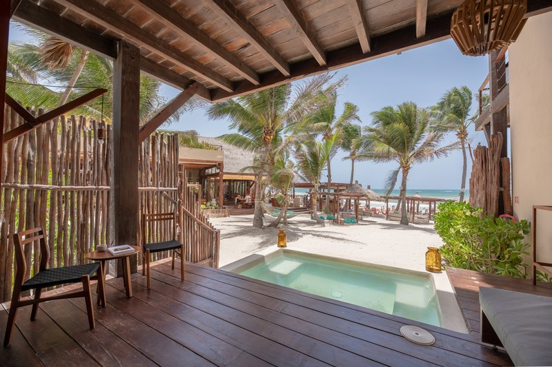 Sea View Ground Floor With Plunge Pool