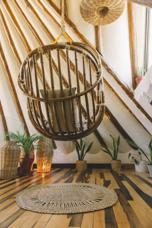 Sea View Room Swing chair