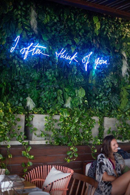 Olivia Steele Neon Sign