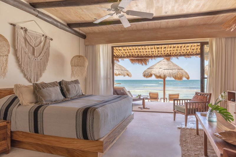 Beach Front Superior With Plunge Pool