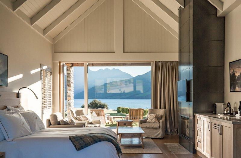 Blanket Bay Villa Suite