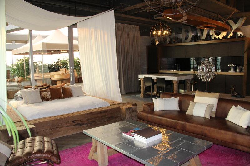 Suite With Terrace - The Loft