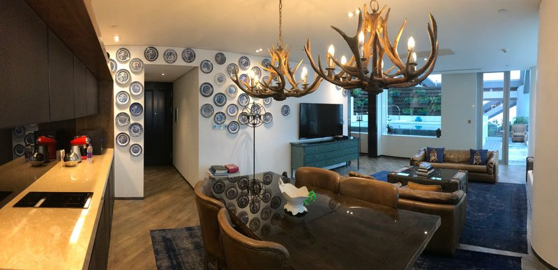 Deluxe Lagoon Suite - Swiss Chalet