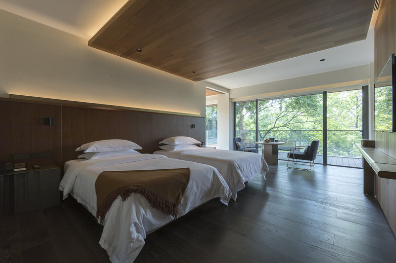 View Room Twin Bed