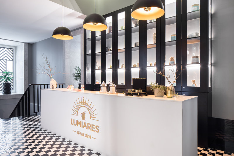 The Lumiares Hotel Spa