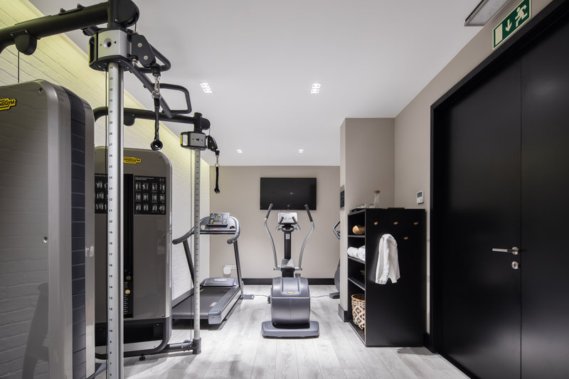 The Lumiares Hotel & Spa Gym
