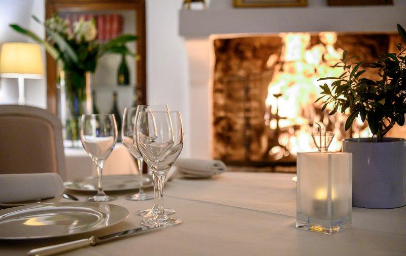 Gastronomic Restaurant Room