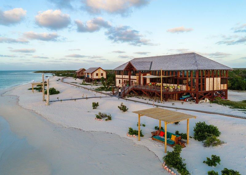 Barbuda Belle is a Beachfront hotel