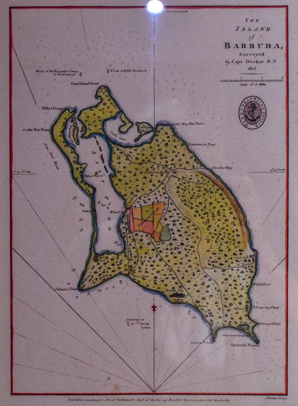 Barbuda Island