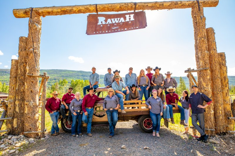 2019 Rawah Staff