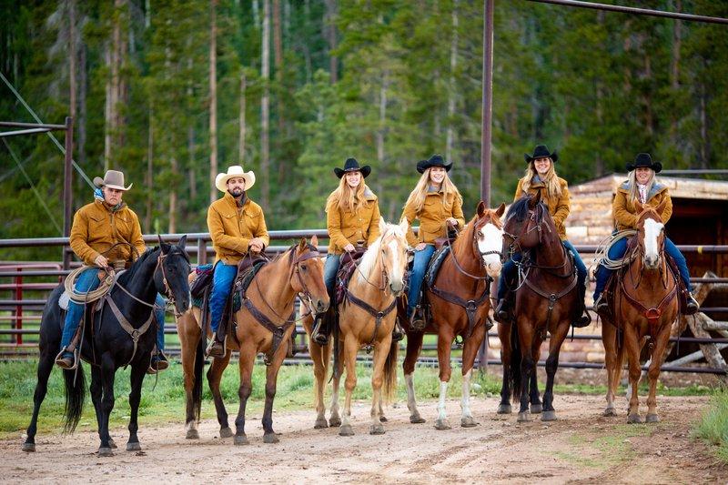 Rawah Ranch Wranglers