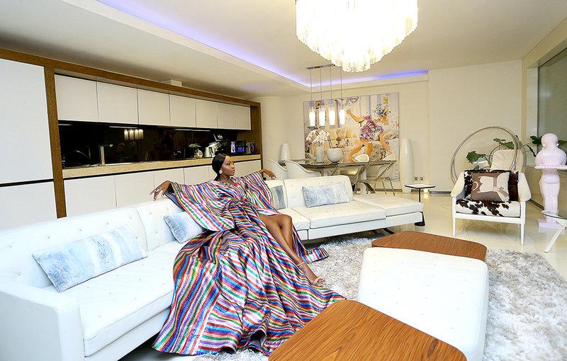 Miami Suite - Livingroom