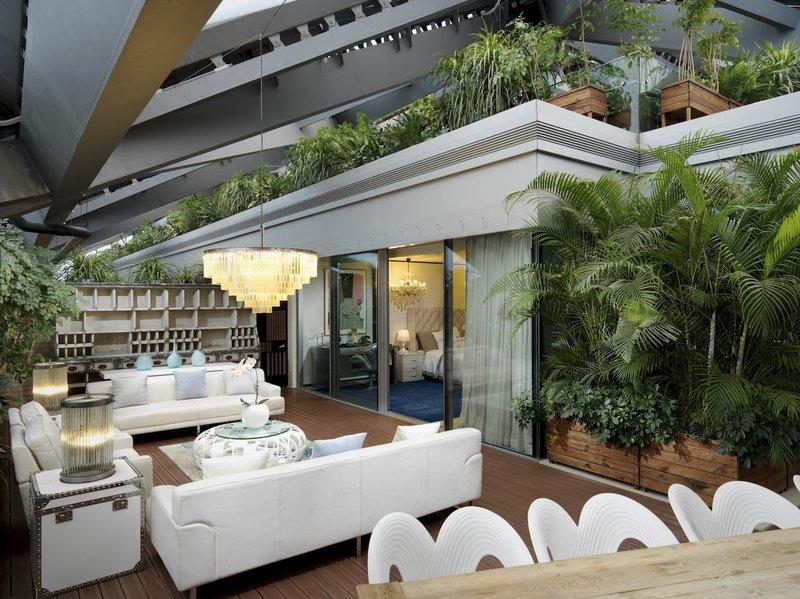 Miami Suite - Terrace